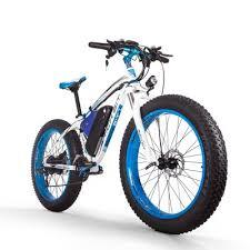 RICH BIT RT-022 Ebike 48V 17Ah Li-battery 4.0 In Fat Tire Bicycle ...