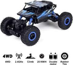 CHESHTHA <b>1:18</b> Rock Crawler 2.4Ghz <b>Remote Control</b> Car 4WD ...