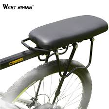 west biking black cycling saddle bag waterproof durable multifunction mtb road bike tailbag volume 10 25l bicycle rear