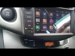 <b>Штатная магнитола Farcar S170</b> L018 Toyota rav 4 - отзыв клиента