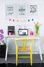 16 colorful offices to get your creative juices flowing artistic home office track