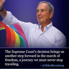 Michael Bloomberg Gay Marriage Ugly Graphic - Business Insider via Relatably.com