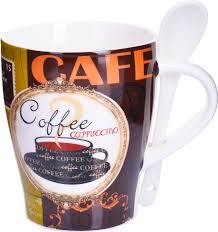 <b>Кружка</b> Loraine <b>Coffee</b>, 28469, 340 <b>мл</b>