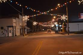 Image result for christmas in small town