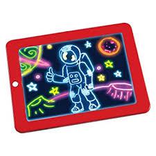 DIP Magic Pad Freezing <b>Light Painting Board</b> Drawing: Amazon.in ...