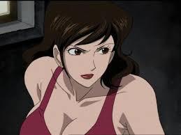 Chi se non la sensuale, accattivante e provocatoria Fujiko Mine. - dpTmL