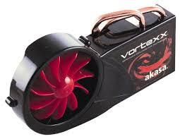 Вентилятор для видеокарты <b>Akasa</b> AK-VC02-RD купить по цене ...