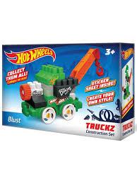Машинка <b>Hot</b> wheels серия truckz Blust <b>Bauer</b>. 8310980 в ...
