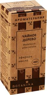 <b>Масло эфирное BOTANIKA</b> 100% Чайное дерево – купить в сети ...