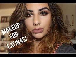 makeup tips for latinas olive skin women
