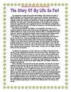 Glamour     s  quot My Real Life Story Essay Contest quot          plus publication