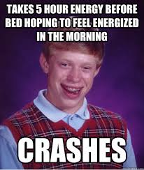 Bad Luck Brian memes | quickmeme via Relatably.com