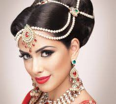 s bridal makeup hairstyles wedding long hair long short hair with bangs for parties 2 indian bridal hair pictures photos images
