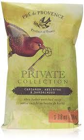 Pre de Provence Private Collection French Soap <b>Bar</b> (<b>110</b> Gram)