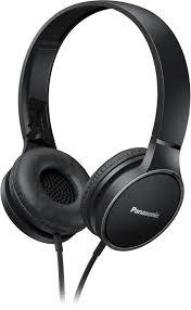 Купить <b>Наушники PANASONIC RP-HF300GC</b>-K, 3.5 мм, черный в ...