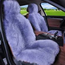 Buy long <b>wool sheepskin car seat</b> cover and get free shipping on ...