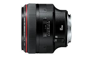 Standard & Medium Telephoto | <b>EF 85mm f/1.2L</b> II USM | <b>Canon</b> USA