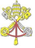 「ローマ教皇logo」の画像検索結果