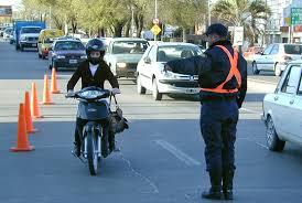 El Jefe de la Policía departamental se mostró satisfecho con el nuevo sistema de control de motos