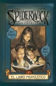 Resultado de imagen para spiderwick portadas