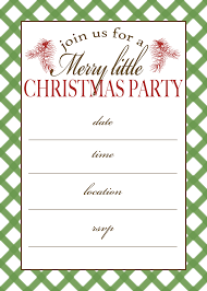 blank holiday party invitation template rustic com extraordinary blank holiday party invitation template 6 concerning luxury article