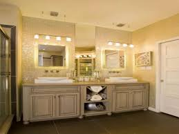 large vanity storage with open shelf design feat cool big sinks and modern bathroom lighting idea bathroom lighting ideas photos