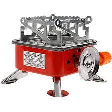Kriva Portable <b>Gas Stove Burner</b> and Camping Stove Folding ...