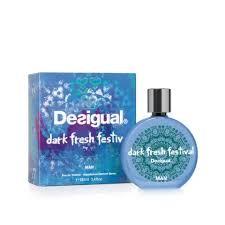<b>Desigual</b> Dark <b>Fresh Festival Eau</b> de Toilette para Hombre - 100ml ...