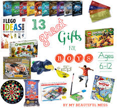 13 great gift ideas for grade school aged boys ages 6 12 13 great gift ideas for grade school aged boys ages 6 12