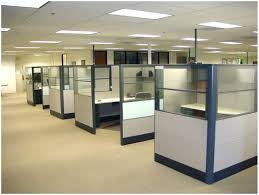 modern office glass walls office cubicle design ideas blue curved office desk dividers
