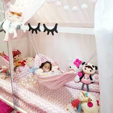 Baby <b>Hammock Detachable</b> Baby Bed Portable Folding TravelCrib ...