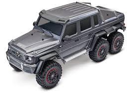 <b>Радиоуправляемая машина TRAXXAS TRX-6</b> Mercedes-Benz G ...