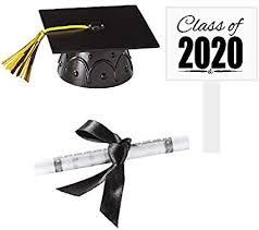 CakeSupplyShop Mini Small Graduation Cap/Hat Toy ... - Amazon.com