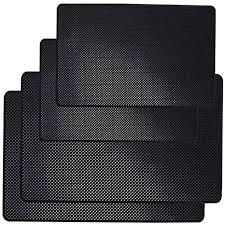 DaKuan Car Dashboard Anti-Slip Mat, 4 Packs 10.5