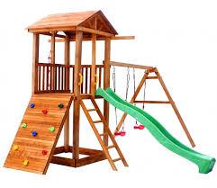 Купить деревянные уличный <b>детский комплекс</b> можга ...