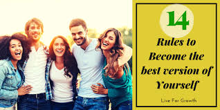 14 RULES TO BECOME THE <b>BEST VERSION</b> OF YOURSELF! | by ...