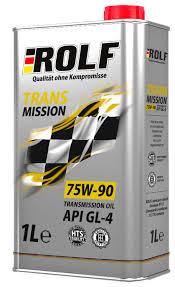 Купить <b>Трансмиссионное масло ROLF</b> Transmission 75W-90 GL-4 ...