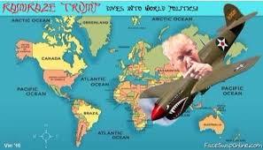 「trump is kamikaze」の画像検索結果