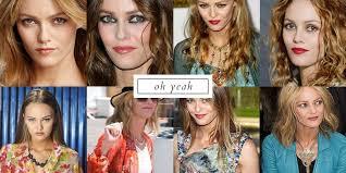 Celebrity <b>Color</b> Analysis: <b>Vanessa Paradis</b> - ICONOGENIC BY ...