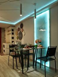 indirect ceiling lighting for dining room in blue led ceiling indirect lighting