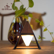 strange led rechargeable folding book light night changeable shape battery operated fixture beautiful table lamp lights