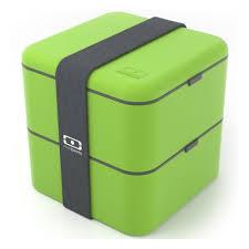 <b>Ланч</b>-<b>бокс Monbento</b> MB <b>Square</b> зеленый — купить в интернет ...