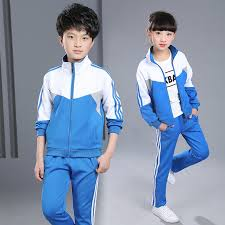 Children's clothing 2020 <b>new spring autumn long</b> sleeved sports suit ...