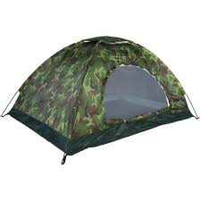 1-4 Person <b>Portable Camping</b> Camouflage <b>Tent Outdoor Camping</b> ...