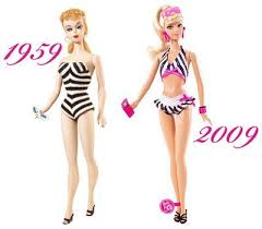 「Barbie is now a bona fide global icon.」の画像検索結果