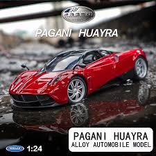 <b>Модель машины Welly</b> 1:24 <b>Pagani</b> Huayara (24088) — купить в ...