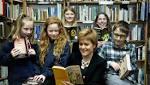 Nicola Sturgeon reveals her favourite novel