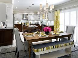 yellow dining room ideas candice