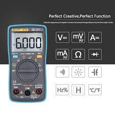 <b>BSIDE ZT102 Ture RMS</b> Digital Multimeter AC/DC Voltage Current ...