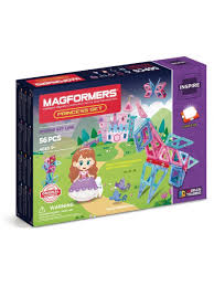 <b>Магнитный конструктор</b> 704003 <b>Princess</b> Set <b>Magformers</b> ...